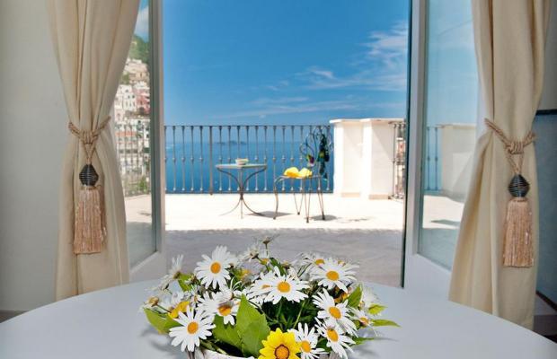 фотографии отеля Villa Rosa Positano изображение №7
