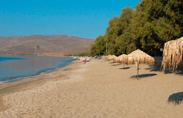 фотографии отеля Anemomylos Bungalows изображение №7