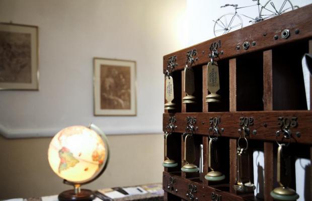 фотографии отеля Hotel Lombardia Florence изображение №15
