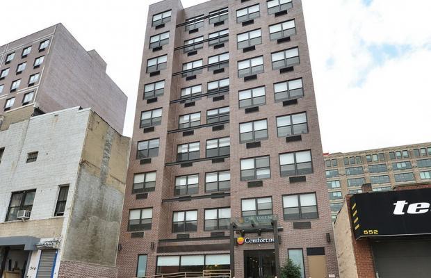 фото отеля Comfort Inn Midtown West изображение №1