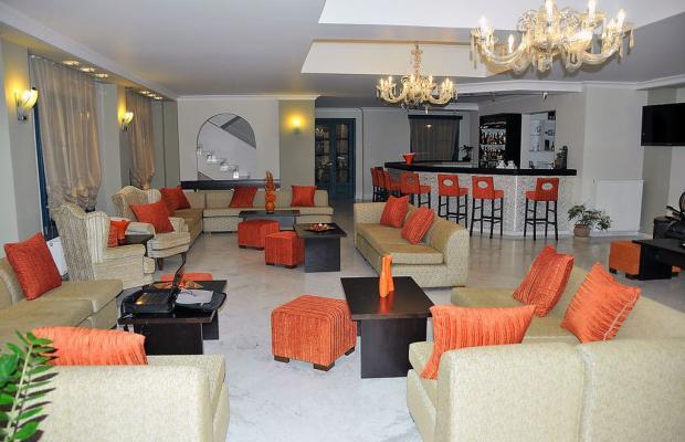фотографии Karavostasi Beach Hotel изображение №20