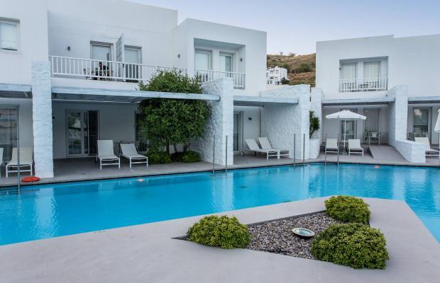 фото Patmos Aktis Suites and Spa Hotel изображение №18