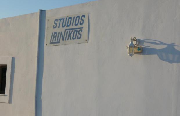 фотографии отеля Irinikos Studios изображение №19