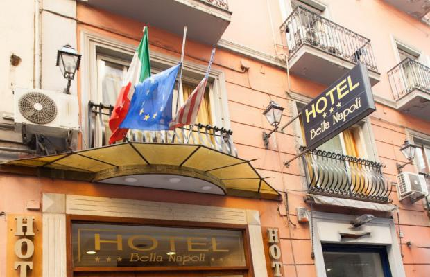 фото отеля Hotel Bella Napoli (ex. De la Ville; Delle Nazioni) изображение №5