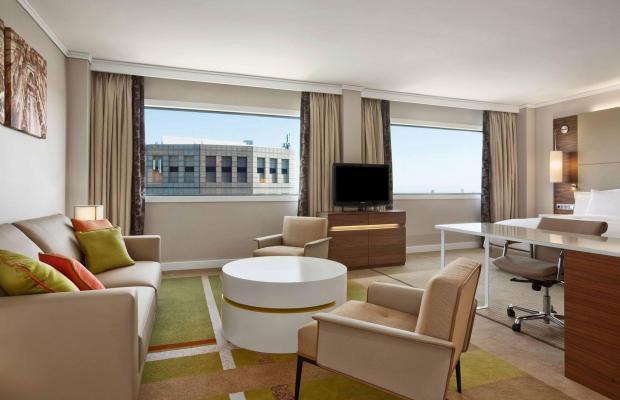 фото отеля Hilton Barcelona изображение №29