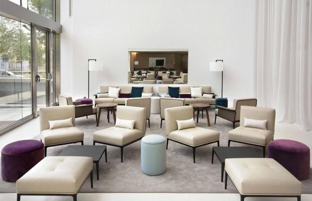 фотографии отеля Hilton Barcelona изображение №3