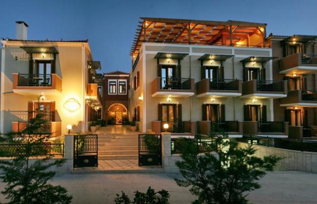 фотографии отеля Theofilos Paradise Boutique Hotel изображение №11