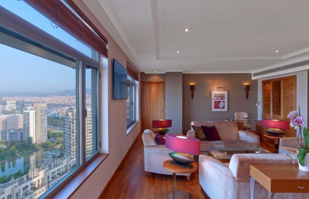 фото отеля Hilton Diagonal Mar Barcelona изображение №29