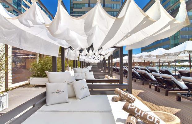 фото отеля Hilton Diagonal Mar Barcelona изображение №13
