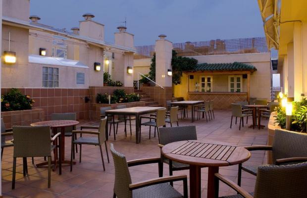 фотографии отеля NH Valencia Center  изображение №3