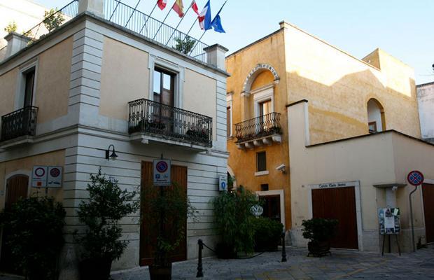 фото отеля Hotel Residence Palazzo Baldi изображение №1