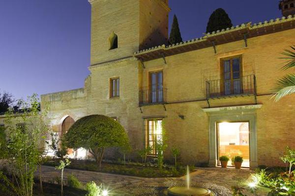 фото отеля Parador de Granada изображение №33