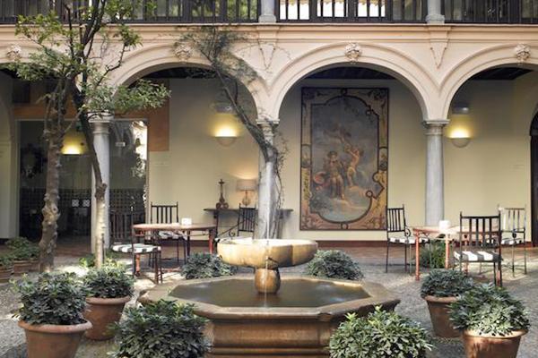 фотографии отеля Parador de Granada изображение №31