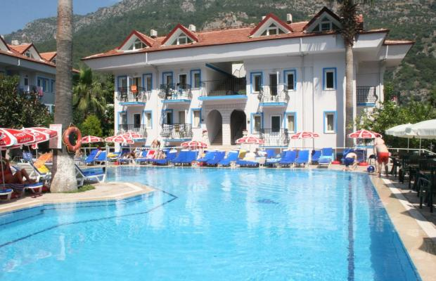 фотографии отеля Akdeniz Beach Hotel изображение №11