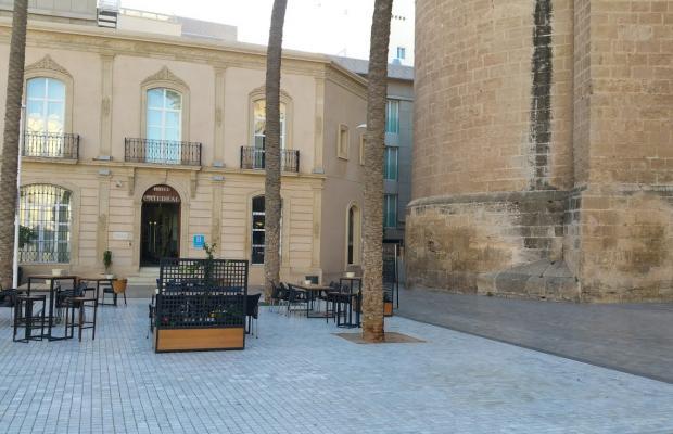 фотографии отеля Catedral Almeria изображение №11