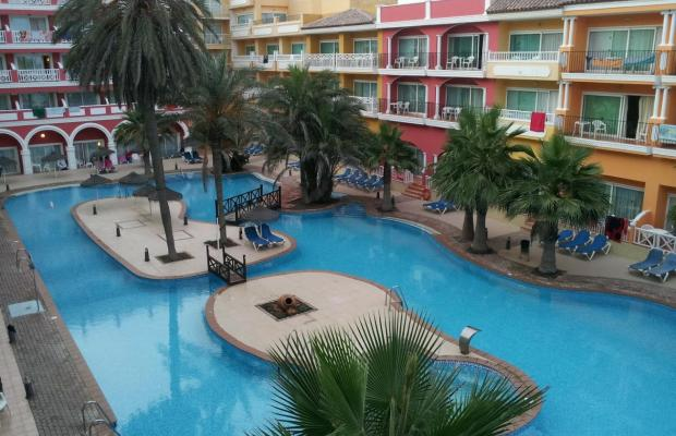 фотографии отеля Hotel Mediterraneo Park изображение №7