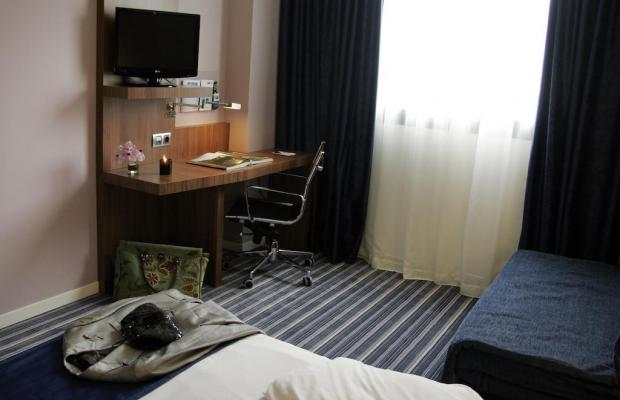 фото отеля Holiday Inn Express Bilbao изображение №21