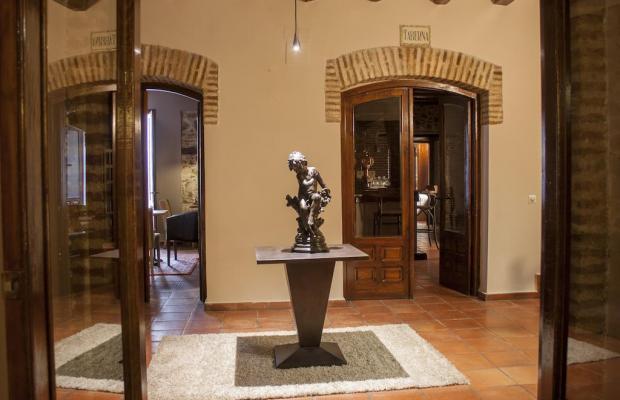 фотографии отеля Palacio de Monjaraz (ех. Hosteria Bracamonte) изображение №11