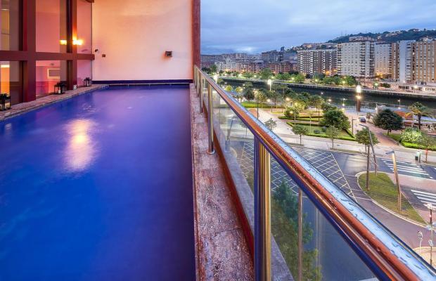 фотографии отеля Melia Bilbao (ex. Sheraton Bilbao) изображение №11