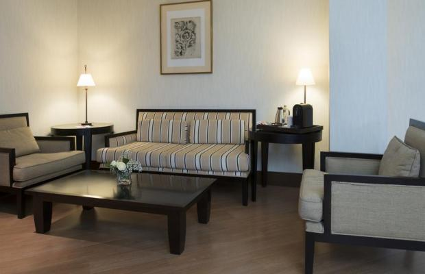 фотографии отеля NH Palacio de Ferrera изображение №27