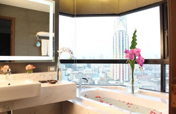 фотографии отеля Grand Diamond Suites (ex. Grand Diamond Pratunam) изображение №7
