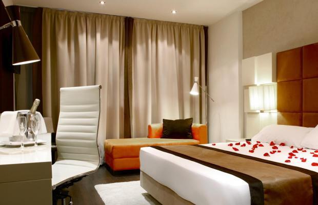 фотографии отеля Holiday Inn Madrid - Las Tablas (ex. High Tech Nueva Castellana) изображение №11