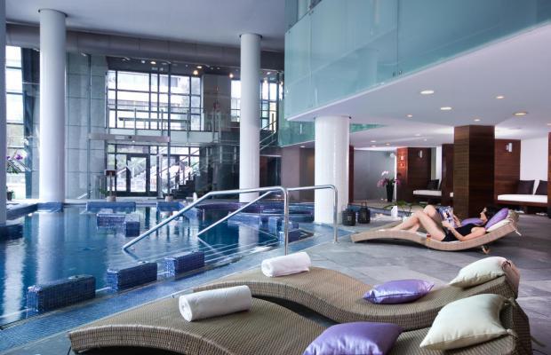 фото Eurostars Suites Mirasierra (ex. Sheraton Madrid Mirasierra Hotel & Spa) изображение №38