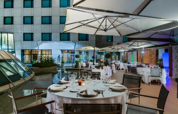 фотографии отеля Eurostars Suites Mirasierra (ex. Sheraton Madrid Mirasierra Hotel & Spa) изображение №23