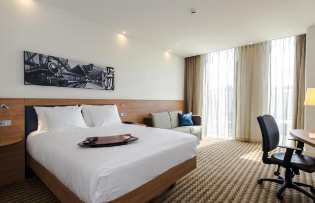 фотографии Hampton by Hilton Hotel Amsterdam / Arena Boulevard изображение №20