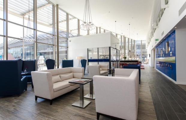 фотографии отеля Hampton by Hilton Hotel Amsterdam / Arena Boulevard изображение №11