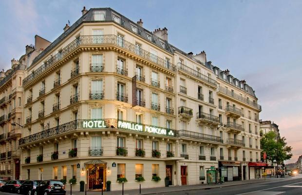 фото отеля Pavillon Monceau изображение №1