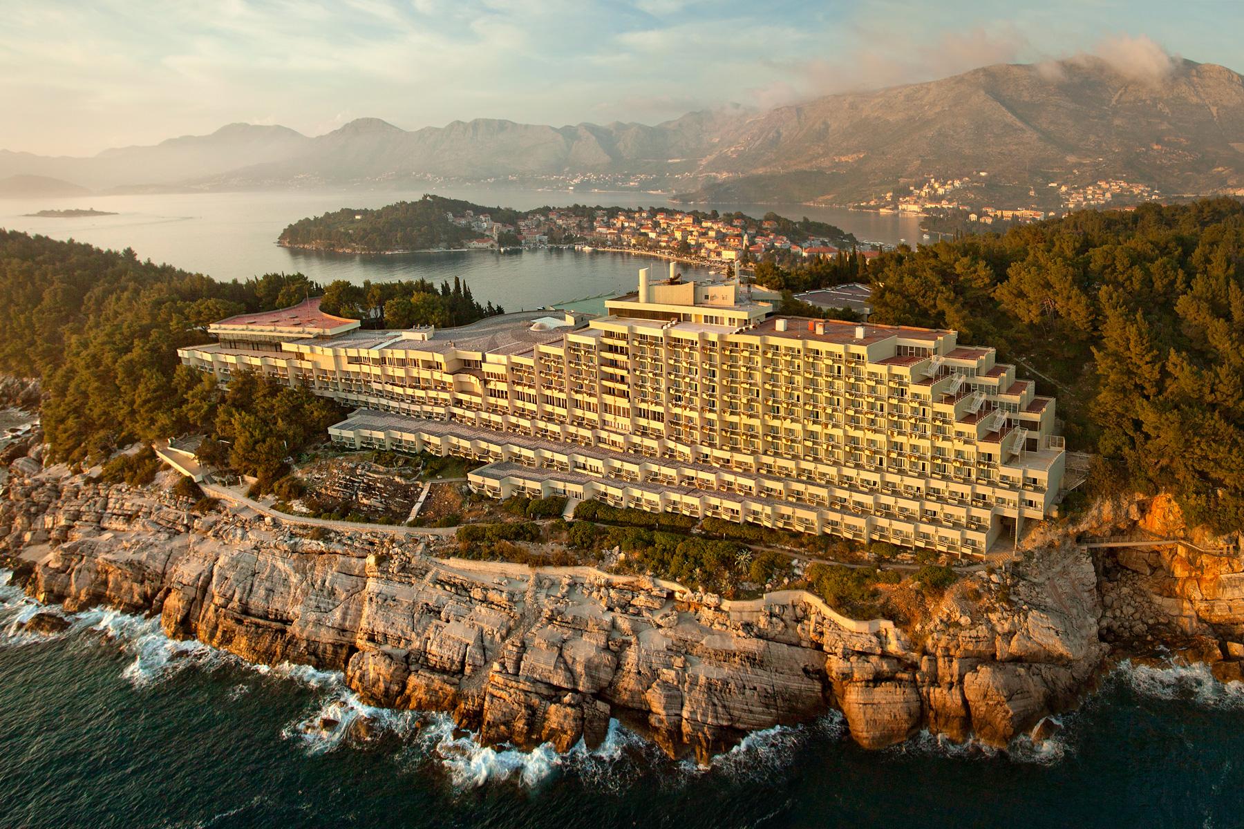 Туристическая отрасль Хорватии динамично развивается