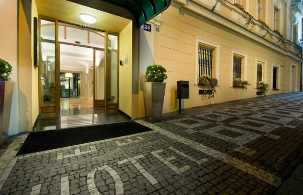 фотографии Three Crowns Hotel Prague изображение №28