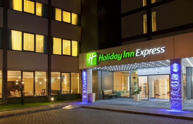 фото отеля Holiday Inn Express Lisbon Airport изображение №1