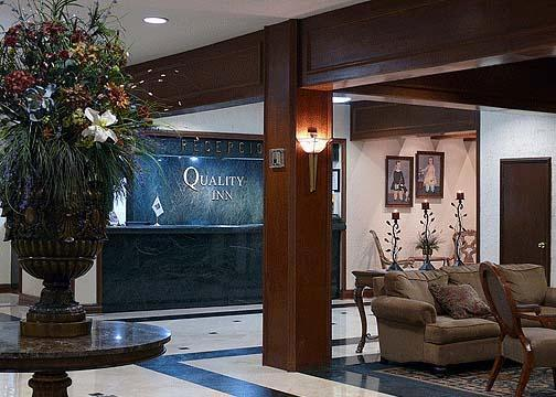 фото Quality Inn Chihuahua San Francisco изображение №2