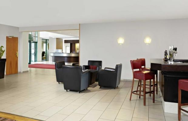 фотографии отеля Four Points by Sheraton Brussels изображение №15