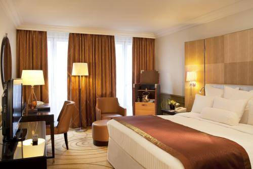 фото отеля Marriott Hotel Champs-Elysees изображение №21