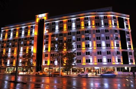 фото отеля Bera Hotel Ankara (ex. Double Tree by Hilton) изображение №1
