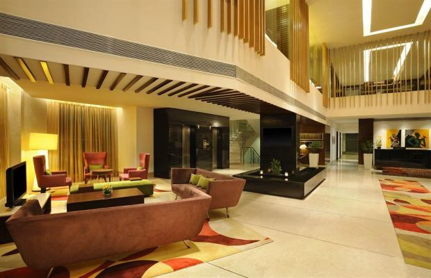 фото Four Points by Sheraton Ahmedabad (ex. Royal Orchid Central) изображение №6