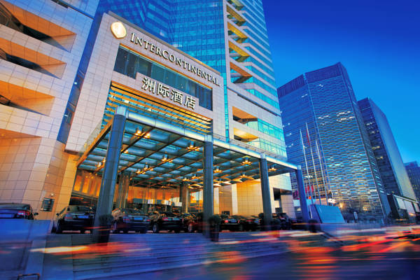 фото отеля InterContinental Beijing Financial Street изображение №1