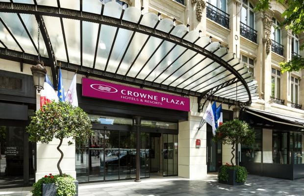 фото отеля Crowne Plaza Paris Republique (ex.Holiday Inn) изображение №1