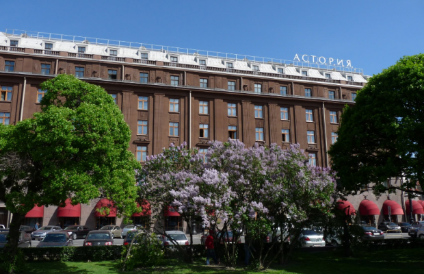 фотографии Hotel Astoria (Rocco Forte Collection Astoria) изображение №4