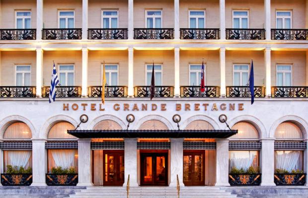 фотографии отеля Grande Bretagne, A Luxury Collection Hotel изображение №67