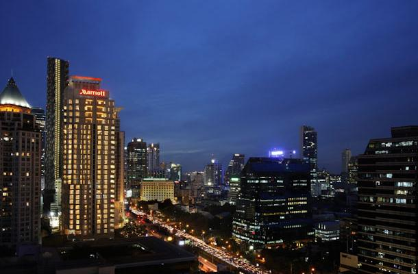 фотографии Marriott Executive Apartments Sathorn Vista изображение №16