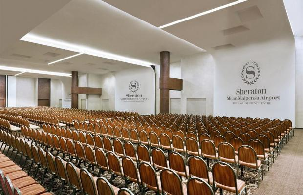 фотографии Sheraton Milan Malpensa Airport Hotel & Conference Center изображение №28