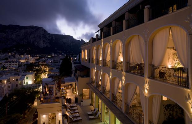 фото отеля Capri Tiberio Palace (ex. Jw Marriott Capri Tiberio Palace Resort Spa) изображение №25
