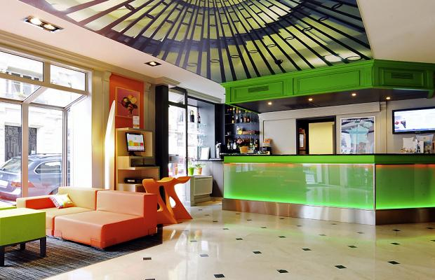фотографии отеля Ibis Styles Paris 15th Lecourbe (ex.  All Seasons Paris 15 Lecourbe) изображение №11