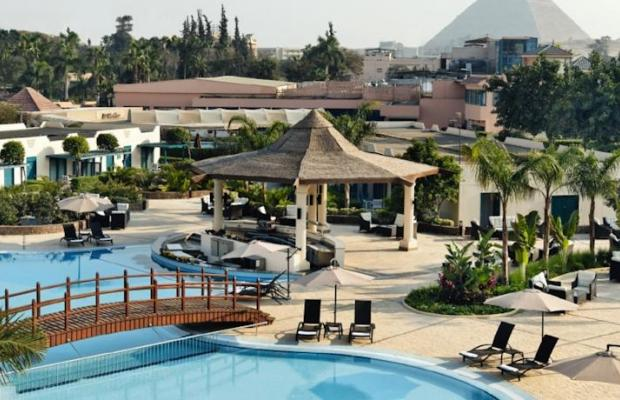 фотографии отеля Movenpick Resort Cairo-Pyramids изображение №3