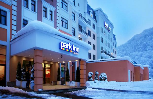 фотографии Park Inn by Radisson Rosa Khutor изображение №48