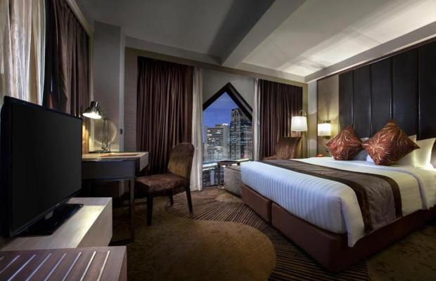 фото Grand Swiss Sukhumvit 11 by Compass Hospitality (ex. Swiss Park Bangkok) изображение №2